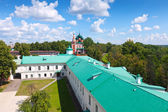 Summer view of Yaroslavl. Russia — Стоковое фото