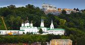 Annunciation Monastery in Nizhny Novgorod — Stock Photo