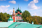 Church of the Archangel Michael in Yaroslavl — 图库照片