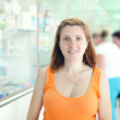 Royalty-Free Stock Photo: Woman at  pharmacy