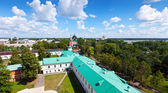 Old district of Yaroslavl. Russia — Foto Stock