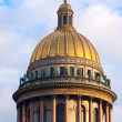 Dome of Saint Isaac's Cathedral — Foto Stock