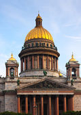 Saint Isaac's Cathedral in summer — Stockfoto