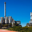 Industry power plant at Barcelona — Stock Photo #25914127