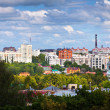 Top view of Vladimir — Stock Photo