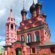 Church of St. Paraskevi  in Yaroslavl — Stock Photo