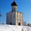 Church of the Intercession on the River Nerl — Stock Photo #25917093