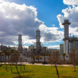 Stock Photo: View of Endespower plant in Barcelona