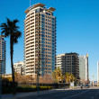 View of Barcelona,  Sant Marti district — Stockfoto