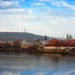 Day view of Prague Castle — Foto de Stock