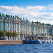 View of St. Petersburg. Winter Palace — Stock Photo #25918667