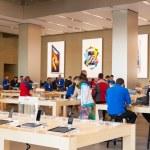 Center of Apple Inc in Barcelona, Spain — Stock Photo #25918773