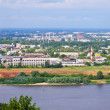 Panoramic view of Nizhny Novgorod — Stock Photo #25919173