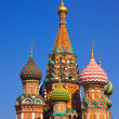 Intercession Cathedral at Red Square — Stock Photo #25919193