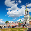 History district of Nizhny Novgorod. Russia — Foto de Stock