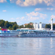 Main River Station in Yaroslavl — Stock Photo #25919415