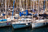 Port Vell. Barcelona, Spain — Stock Photo
