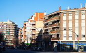 Sant adria de besos. Catalogne, Espagne — Photo