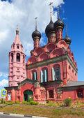 Kostel st. paraskeva jaroslavl — Stock fotografie