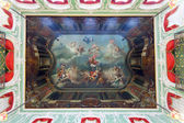 Frescoed ceiling in Stroganov Palace — Stock Photo