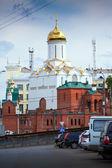 Temple of the Holy Trinity in Ivanovo — Stock Photo