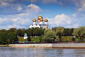 Assumption Cathedral in Yaroslavl — Stock Photo