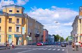 Pushkin, Saint Petersburg — Stock Photo