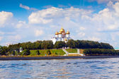 Katedrála Nanebevzetí Panny Marie v Jaroslavli — Stock fotografie