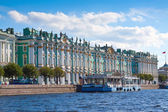 View of St. Petersburg. Winter Palace — Stock Photo