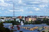 Top view of Vladimir — Stock Photo