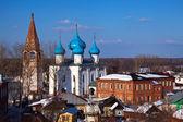 Gorokhovets på vintern. ryssland — Stockfoto