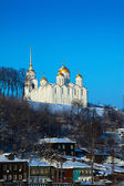 Assumption cathedral at Vladimir — Foto de Stock