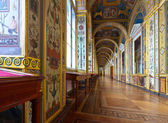 Interior of Winter Palace. Saint Petersburg — Stock Photo