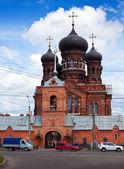 Vvedensky convent in Ivanovo — Foto Stock