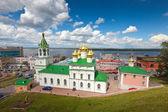 Church of the Nativity John the Baptist at Nizhny Novgorod — Stock Photo