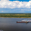 Royalty-Free Stock Photo: Panoramic view of  Volga river