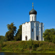 Church of Intercession on River Nerl — Stock Photo #25920307