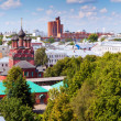 Old district of Yaroslavl. Russia — Zdjęcie stockowe