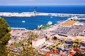 Port de Barcelona — Stock Photo