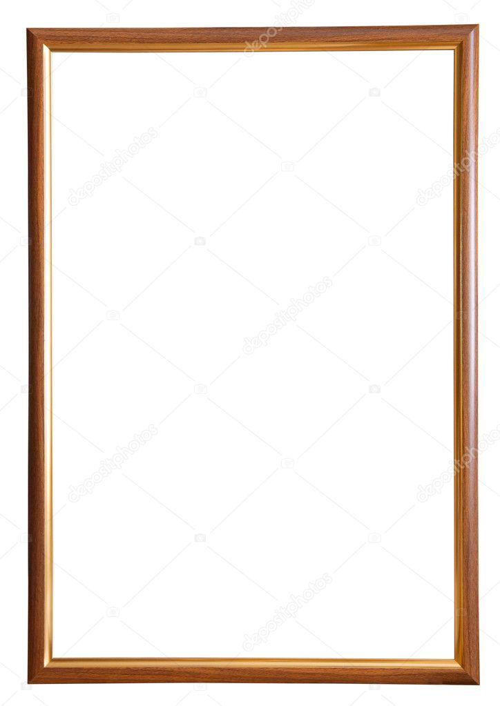 木制相框 — 图库照片08jim