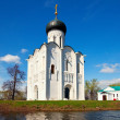 Church of Intercession on River Nerl — Stock Photo #27490831