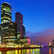 Stock Photo: PAnoramic view of Moscow