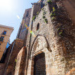 Stock Photo: SantMaridel Pi. Barcelona, Spain