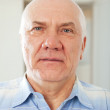 calm senior man  — Stock Photo