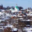 Stock Photo: Historical district at Vladimir