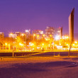Stock Photo: Port Olimpic - center of nightlife at Barcelona