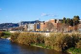 View of Santa Coloma de Gramenet. Barcelona — Stock Photo
