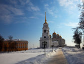 Assumption cathedral at Vladimir — Stockfoto
