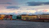 Park inn pribaltiyskaya ráno — Stock fotografie