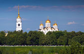 Assumption cathedral at Vladimir — Stock fotografie